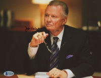 "Jon Voight Signed ""Fantastic Beasts and Where to Find Them"" 8x10 Photo (Beckett COA) (See Description) at PristineAuction.com"