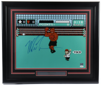 "Mike Tyson Signed ""Punch-Out!!!"" 22.5x26.5 Custom Framed Photo Display (JSA COA & Fiterman Sports Hologram) at PristineAuction.com"