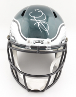 Jalen Hurts Signed Eagles Full-Size Speed Helmet (JSA COA) at PristineAuction.com