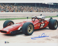 Mario Andretti Signed 8x10 Photo (Beckett COA) at PristineAuction.com