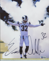 Eric Weddle Signed Chargers 8x10 Photo (Beckett COA) at PristineAuction.com