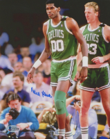 Robert Parish Signed Celtics 8x10 Photo (Beckett COA) at PristineAuction.com