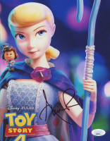 """Annie Potts Signed """"Toy Story 4"""" 8x10 Photo (JSA COA) at PristineAuction.com"""