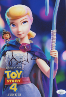 "Annie Potts Signed ""Toy Story 4"" 8x10 Photo (JSA COA) at PristineAuction.com"