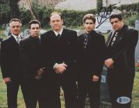 "Vincent Pastore Signed ""The Sopranos"" 8x10 Photo (Beckett COA) (See Description) at PristineAuction.com"