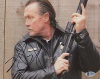 "Robert Patrick Signed ""Sgt. Will Gardner"" 8x10 Photo (Beckett Hologram) at PristineAuction.com"