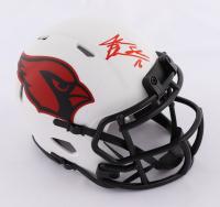 "Jake ""The Snake"" Plummer Signed Cardinals Lunar Eclipse Alternate Speed Mini Helmet (Beckett Hologram) at PristineAuction.com"