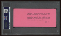 Muhammad Ali vs. Sonny Liston Authentic 1965 Heavyweight Championship Bout Ticket (PSA 8) at PristineAuction.com