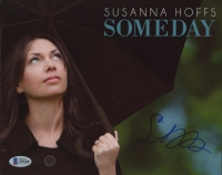 "Susanna Hoffs Signed ""Someday"" 8x10 Photo (Beckett COA) at PristineAuction.com"