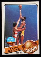 Kareem Abdul-Jabbar 1979-80 Topps #10 All-Star at PristineAuction.com