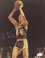 Jerry West Signed Lakers 8x10 Photo (JSA COA) at PristineAuction.com
