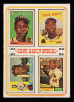 Hank Aaron O-Pee-Chee #3 Aaron Special 58-59 / Special 60-61 at PristineAuction.com