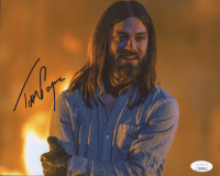 """Tom Payne Signed """"The Walking Dead"""" 8x10 Photo (Beckett COA) at PristineAuction.com"""