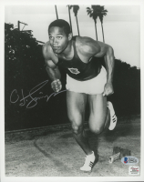 O. J. Simpson Signed USC 8x10 Photo (Beckett COA & Autograph Reference Hologram) at PristineAuction.com