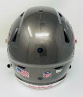 Tom Brady Signed Buccaneers Full-Size Authentic On-Field SpeedFlex Helmet (Fanatics Hologram) at PristineAuction.com