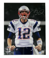 Tom Brady Signed 16x20 Photo (Fanatics LOA) at PristineAuction.com