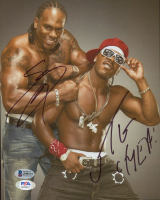 JTG & Shad Gaspard Signed WWE 8x10 Photo (Beckett COA & PSA COA) at PristineAuction.com