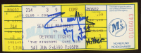 "Randy Johnson Signed 1990 Mariners Vs. Tigers Original Ticket Inscribed ""My 1st No Hitter"" (JSA COA) at PristineAuction.com"