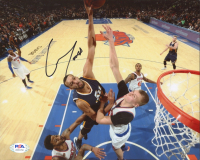 Rudy Gobert Signed Jazz 8x10 Photo (PSA Hologram) at PristineAuction.com