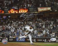 Aroldis Chapman Signed Yankees 8x10 Photo (Beckett COA) at PristineAuction.com