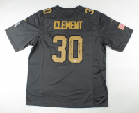 """Corey Clement Signed Eagles Jersey Inscribed """"SB LII Champs!"""" (JSA COA) at PristineAuction.com"""