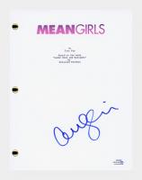 "Amanda Seyfried Signed ""Mean Girls"" Movie Script (AutographCOA COA) at PristineAuction.com"