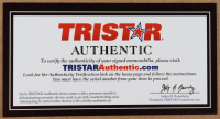"""Lawrence Taylor Signed 34x42 Custom Framed Jersey Display Inscribed """"SB XXI XXV Champs"""" (TriStar Hologram) at PristineAuction.com"""