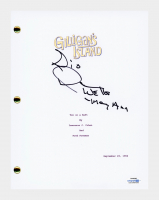 "Dawn Wells Signed ""Gilligan's Island"" Pilot Episode Script Inscribed ""Mary Ann"" (AutographCOA COA) at PristineAuction.com"