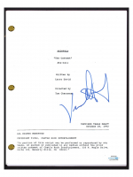 "Jason Alexander Signed ""Seinfeld: The Contest"" Episode Script (AutographCOA COA) at PristineAuction.com"