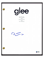 "Darren Criss Signed ""Glee"" Pilot Episode Script (Beckett COA) at PristineAuction.com"