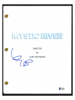 "Kevin Bacon Signed ""Mystic River"" Movie Script (Beckett COA) at PristineAuction.com"
