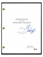 "Daniel Radcliffe Signed ""Harry Potter & The Prisoner of Azkaban"" Movie Script (Beckett COA) at PristineAuction.com"