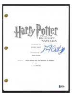 "Daniel Radcliffe Signed ""Harry Potter and the Prisoner of Azkaban"" Movie Script (Beckett COA) at PristineAuction.com"