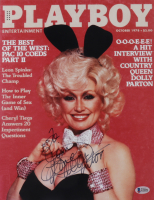 "Dolly Parton Signed 11x14 Photo Inscribed ""Love"" (Beckett COA) at PristineAuction.com"