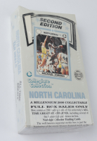 North Carolina 2000 Collegiate Collection Second Edition Set of (288) Basketball Cards with Michael Jordan (See Description) at PristineAuction.com