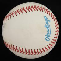 Ken Griffey Jr. Signed LE OAL Career Stat Engraved Baseball (JSA COA) (See Description) at PristineAuction.com
