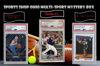 SportsShopOhio Multi-Sport Card Mystery Box Series 1 at PristineAuction.com