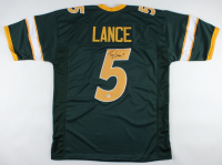 Trey Lance Signed Jersey (Beckett COA) at PristineAuction.com