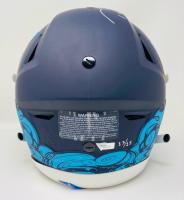 Tom Brady & Patrick Mahomes Signed Buccaneers Super Bowl LV Full-Size Authentic On-Field SpeedFlex Helmet (Fanatics Hologram) at PristineAuction.com