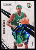 Rajon Rondo Signed 2010-11 Rookies and Stars #3 (JSA COA) at PristineAuction.com