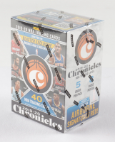 2019 / 20 Panini Chronicles Basketball Blaster Box with (8) Packs at PristineAuction.com