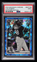 Luis Robert 2020 Bowman Chrome Sapphire Prospects #BCP150 (PSA 9) at PristineAuction.com