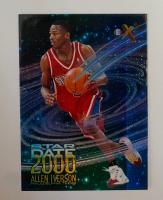 Allen Iverson 1996-97 E-X2000 Star Date 2000 #7 at PristineAuction.com