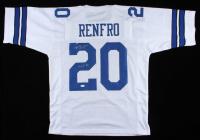 """Mel Renfro Signed Jersey Inscribed """"HOF-96"""" (JSA COA) at PristineAuction.com"""