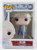 "Elsa - ""Frozen II"" - #581 Funko Pop! Vinyl Figure at PristineAuction.com"