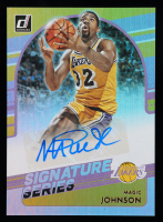 Magic Johnson 2020-21 Donruss Signature Series #21 at PristineAuction.com