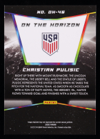 Christian Pulisic 2020 Panini On The Horizon #OH46 at PristineAuction.com