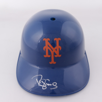 Darryl Strawberry Signed Mets Full-Size Batting Helmet (Schwartz COA) at PristineAuction.com