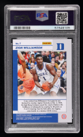 Zion Williamson 2019-20 Panini Contenders Draft Picks Game Day Tickets #1 (PSA 10) at PristineAuction.com