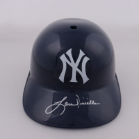 Lou Piniella Signed Yankees Full-Size Batting Helmet (Schwartz COA) at PristineAuction.com